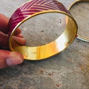 J. Crew Jewelry - ♥️ J. Crew ♥️ 5 Bangle Bracelet Lot